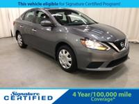 2016 Nissan Sentra SV Recent Arrival! CARFAX
