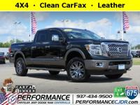 CARFAX VERIFIED 1 OWNER!! *DESIRABLE FEATURES:* 4X4,
