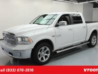 5.7L HEMI V8 Engine, Leather Seats, Power Front Seats,
