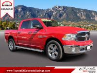 New Price! Flame Red Clearcoat 2016 Ram 1500 Big Horn