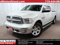 Eco Diesel Power! Just arrived, this used 2016 Dodge