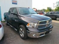 Recent Arrival! 2016 Ram 1500 SLT Granite Odometer is