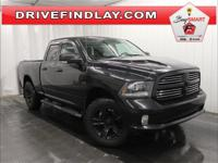 Recent Arrival! 2016 Ram 1500 Sport Brilliant Black