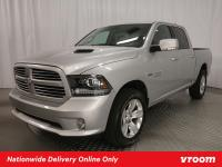 5.7L HEMI V8, Leather Seats, Power Front Seats, Heated