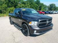 Recent Arrival! 2016 Ram 1500 Tradesman Granite ABS