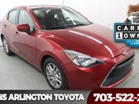 2016 Scion iA PULSE 4D Sedan, 1.5L DOHC, FWD. Recent