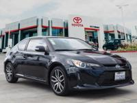 CARFAX One-Owner. . 2016 Scion tC FWD 6-Speed Automatic