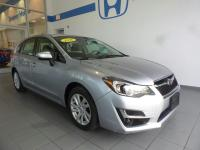 2016 Subaru Impreza 2.0i Premium Air Conditioning,