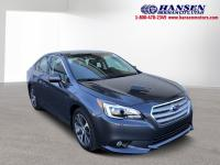 CARFAX One-Owner. carbide gray metallic 2016 Subaru