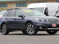 CARFAX One-Owner. Clean CARFAX. Blue 2016 Subaru