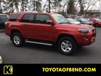 This 2016 Toyota 4Runner SR5 is offered to you for sale