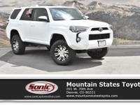 Check out this 2016 Toyota 4Runner SR5. Its Automatic
