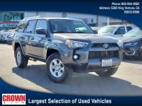 Magnetic Gray Metallic 2016 Toyota 4Runner SR5 RWD