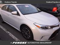 2016 Toyota Avalon XLETOYOTA CERTIFIED, BLUE TOOTH,