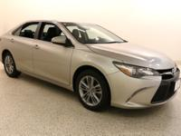 2016 TOYOTA CAMERY SE SEDAN 2.5L I4 16v ENGINE 6 SPEED