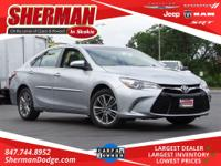 CARFAX One-Owner. Celestial Silver Metallic 2016 Toyota
