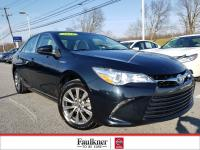 Low Mileage Loaded Camry Hybrid! XLE with all the gear!