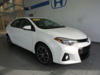 2016 Toyota Corolla S Plus 17 x 7.0 Alloy Wheels,
