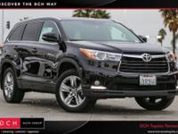 CARFAX One-Owner. Clean CARFAX. Black 2016 Toyota