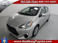 Prius c Two, 5D Hatchback, 1.5L 4-Cylinder