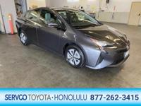 Thank you for your interest in one of Servco Toyota