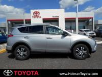 2016 Toyota RAV4 LE, Toyota Certified, All Wheel Drive,