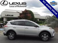 One-Owner,Clean CARFAX. Silver Sky Metallic 2016 Toyota