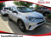 We are excited to offer this 2016 Toyota RAV4. How to