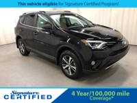 2016 Toyota RAV4 XLE CARFAX One-Owner.**THIS VEHICLE IS