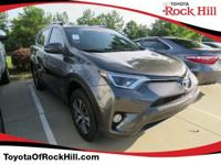 We are excited to offer this 2016 Toyota RAV4. The