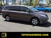 Looking for a clean, well-cared for 2016 Toyota Sienna?