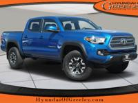 TRD OFFROAD, PREMIUM & TECHNOLOGY PACKAGES, LOW MILES!,