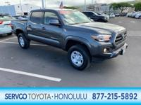 You can find this 2016 Toyota Tacoma SR5 and many