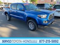 Servco Toyota Honolulu is honored to present a
