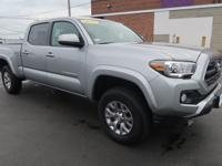Backup Camera! This One Owner CarFax 2016 TOYOTA TACOMA