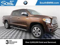 CARFAX One-Owner. 2016 Toyota Tundra ABS brakes, Alloy