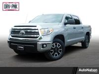 TRD OFF ROAD PACKAGE,SR5 UPGRADE PACKAGE,Bluetooth