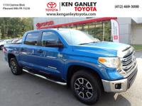 2016 Toyota Tundra SR5 5.7L V8 CARFAX One-Owner. Clean