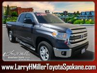 This 2016 Tundra is ready to Work for you. Tundra has a