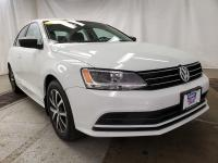 Pure White 2016 Volkswagen Jetta 1.4T SE FWD 6-Speed