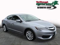 Don't miss out on this 2017 Acura ILX w/Premium! It