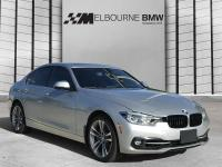 Recent Arrival!AWD. Silver 2017 BMW 3 Series 340i