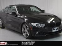 This 2017 BMW 430i is a One Owner vehicle with a Clean