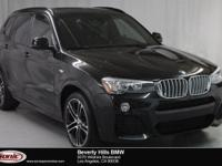 This 2017 BMW X3 sDrive28i is a One Owner vehicle with