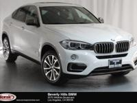 This 2017 BMW X6 sDrive35i is a One Owner vehicle with