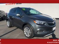Kirby Kia is proud to offer this 2017 Buick Encore