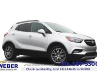 2017 Buick Encore Sport Touring **ANOTHER WEBER 1-OWNER