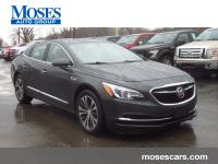 CARFAX One-Owner. 21/31 City/Highway MPG 2017 Buick