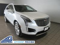 New Price! Certified. 2017 Cadillac XT5 Platinum AWD
