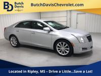 2017 Cadillac XTS Luxury with NAV for sale - Only 42K